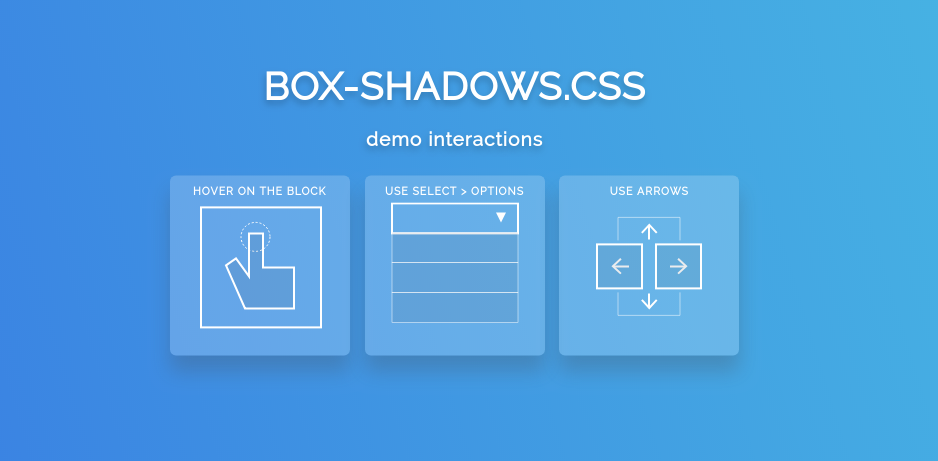 Box-shadows.css