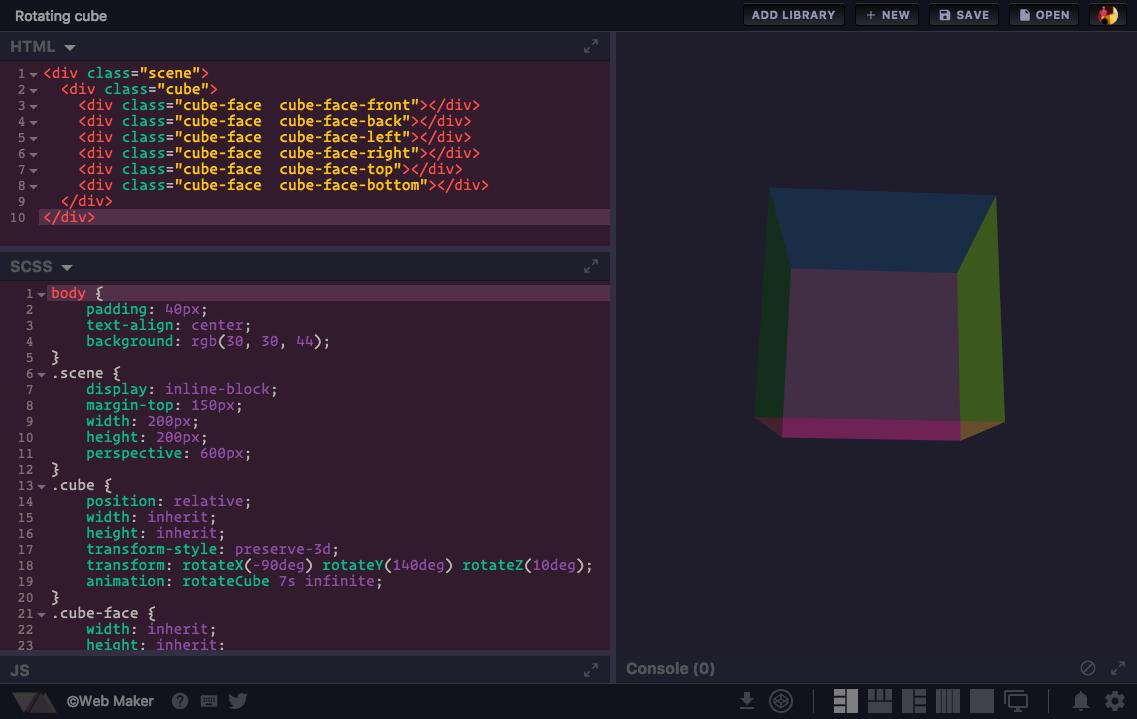 Web-Maker