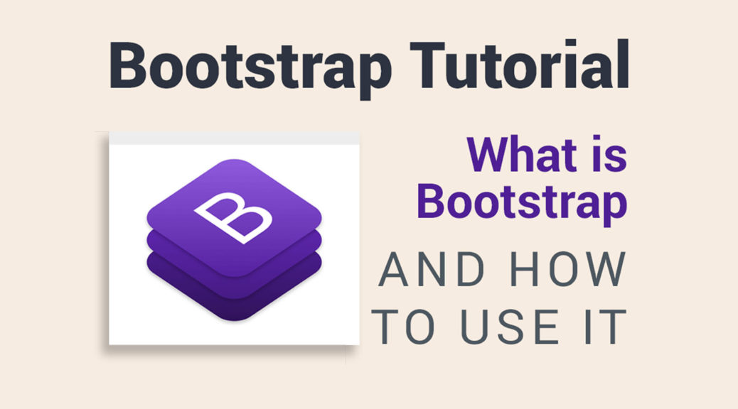 آموزش بزرگ Bootstrap - ساخت یک صفحه فرود (Landing Page) با Bootstrap 4